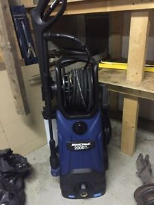 simoniz 2000psi pressure washer