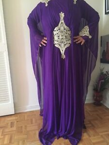 Robe traditionnelle 3abaya