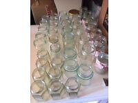 Jars for wedding