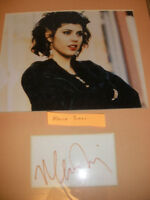 Marisa Tomei  framed and autographed 8X10 photo