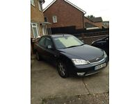 Mondeo 2.0 tdci for spares or repair