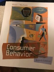 Consumer Behavior - Fourth Edition Edmonton Edmonton Area image 1