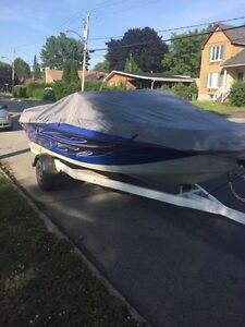 Glastron 16,5 open deck inboard deal for the price Gatineau Ottawa / Gatineau Area image 4