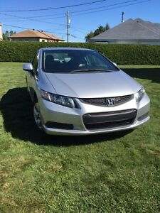 Honda Civic 2013 couper