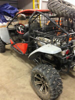 Off Road 4X4 Standard 5 Speed Dune Buggy