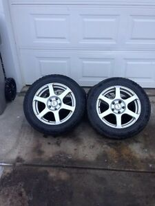 Set of 4 16 inches rims