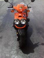 Yamaha 2009 BWS ltd Scooter (rare Orange and Black)