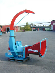 Laimet HP-21 Wood Chipper