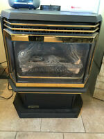 Used Enviro Gas - Natural Gas Stove