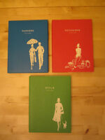 3 Livres KATE SPADE 3 Books: Style, Occasions, Manners