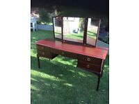 Stag minstrel dressing table . Vgc can deliver