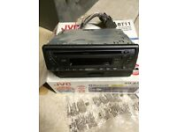 Jvc car CD player
