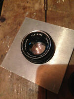 Schneider Kreuznach Componon f5.6 135mm Enlarger Lens