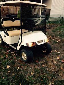 Ez -go golf cart
