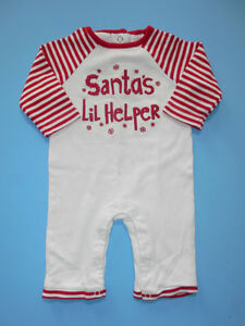 Santa's Little Helper Outfit Paid $25 Size 3-6 months