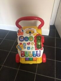 Vtech Baby Walker with Box