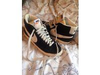 Nike Blazers size 4.5