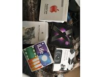 Various apple software
