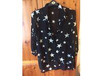 Ladies star blouse