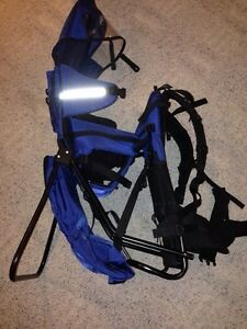 Mountain equipment co baby backpack