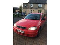 For sale Vauxhall 2003