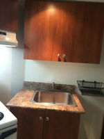 kitchen vanity,cabinet with stainless steel sink