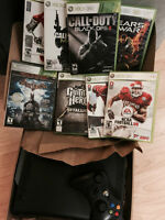 Great deal xbox 360 games console system