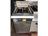 Blue seal twin tank gas fryer/ spare & repair