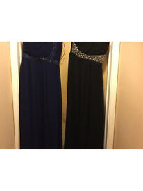 2 X prom / evening / ball gown dresses £10