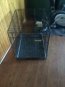 Small Pet Crate - With Tray - PetMate - Great Condition