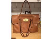 New Mulberry Bayswater tan