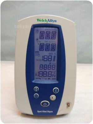 Welch Allyn 420tb Spot Vital Signs Monitor 244519