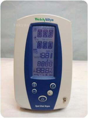 Welch Allyn 420tb Spot Vital Signs Monitor 244519