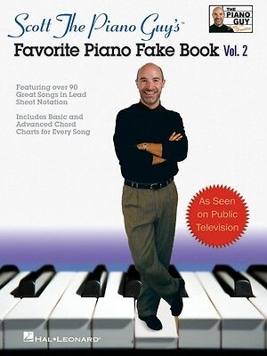 Scott the Piano Guy's Favorite Piano Fake Book Volume 2 Sheet Music Re 000240332