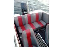 Speed boat picton royal 5 seats NO ENGINE