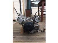 Kawasaki kr1s engine