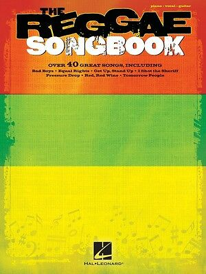 The Reggae Songbook Sheet Music Piano Vocal Guitar SongBook NEW 000312163 on Rummage