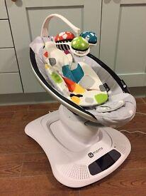 Mamaroo baby rocker chair