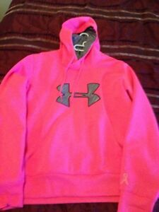 """UNDER ARMOUR"" women's breast cancer edition hoodie  St. John's Newfoundland image 4"