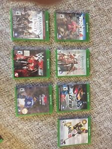 Xbox one games for sale Regina Regina Area image 2
