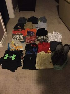 Boys cloths size 7-8