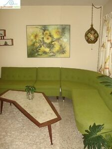 Looking for a vintage/retro/mid century sectional