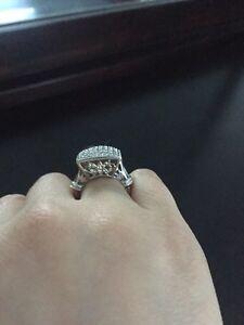 14k gold 1ct diamond ring Gatineau Ottawa / Gatineau Area image 5