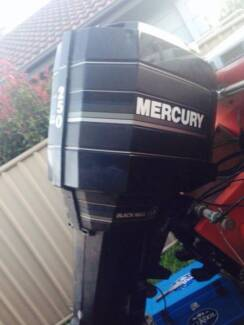 Mercury 250hp 2-Stroke Outboard XL Queenstown Port Adelaide Area Preview