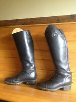 Mountain Horse Pat Pend English Riding Boots