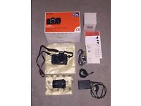 Sony a200 DLSR camera with all original accessories & packaging