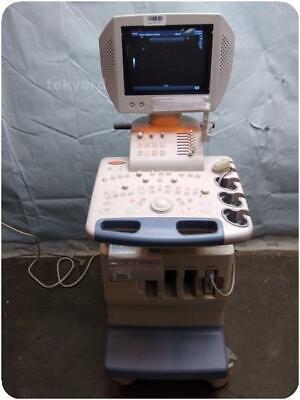Toshiba Nemio 10 Ssa-550a Ultrasound Machine W 1 Probe 243577
