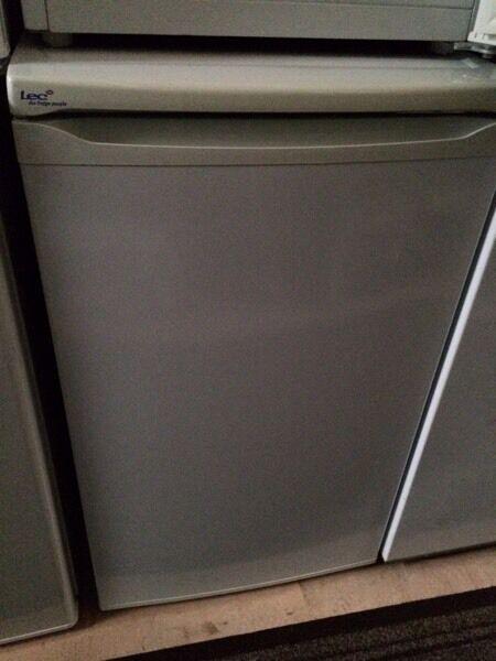 White lec undercounter refrigerators good condition with guarantee bargain