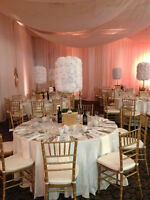 Large Topiary Tree Centerpieces