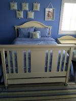 Gorgeous Baby/Toddler Complete 5 Piece Furniture set available!